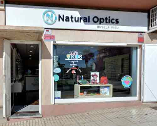 Optica en Santa Cruz de Tenerife Natural Optics Rusela Rieu