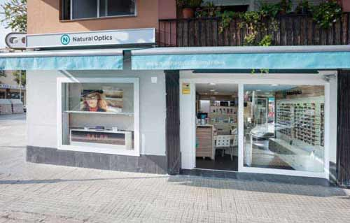 Optica en Barcelona Natural Optics Ribes