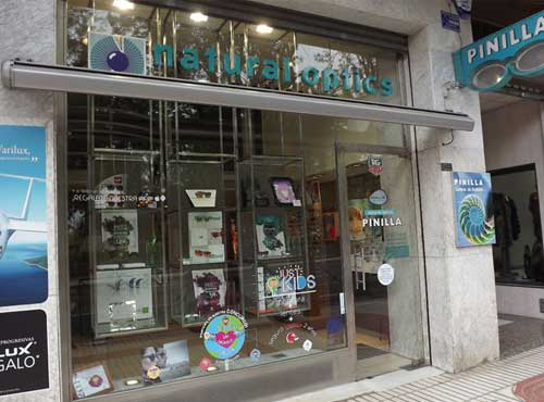 Optica en Toledo Natural Optics Pinilla