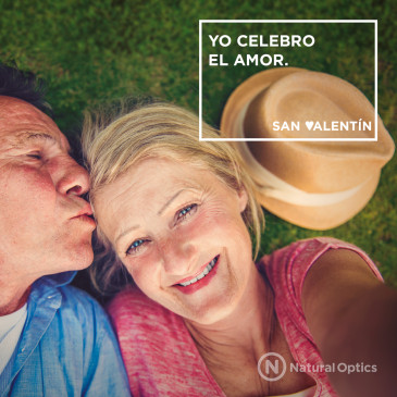 San Valentín en Natural Optics