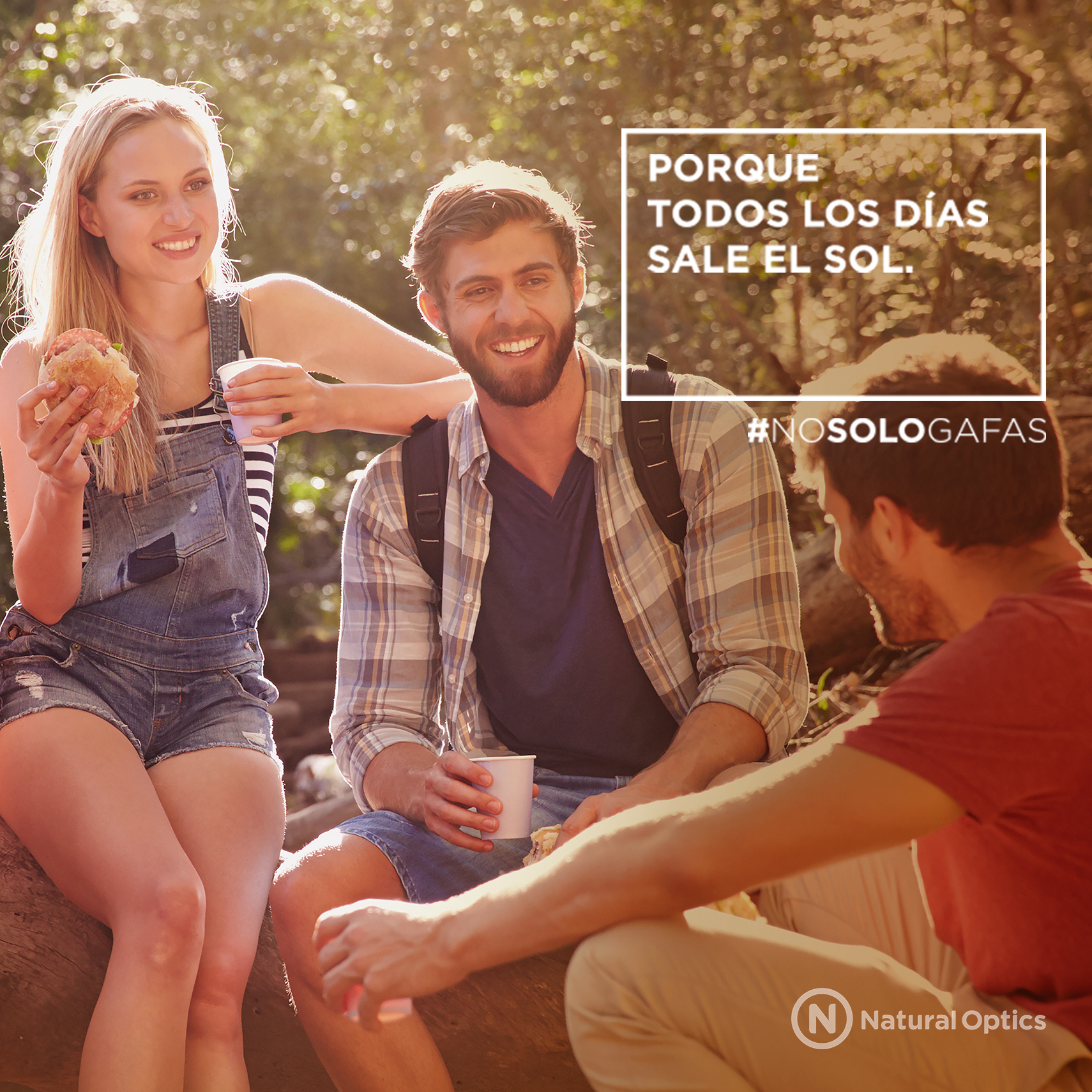 Campaña de sol 2016 en Natural Optics