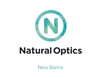 Optica en Barcelona Natural Optics Nou Barris