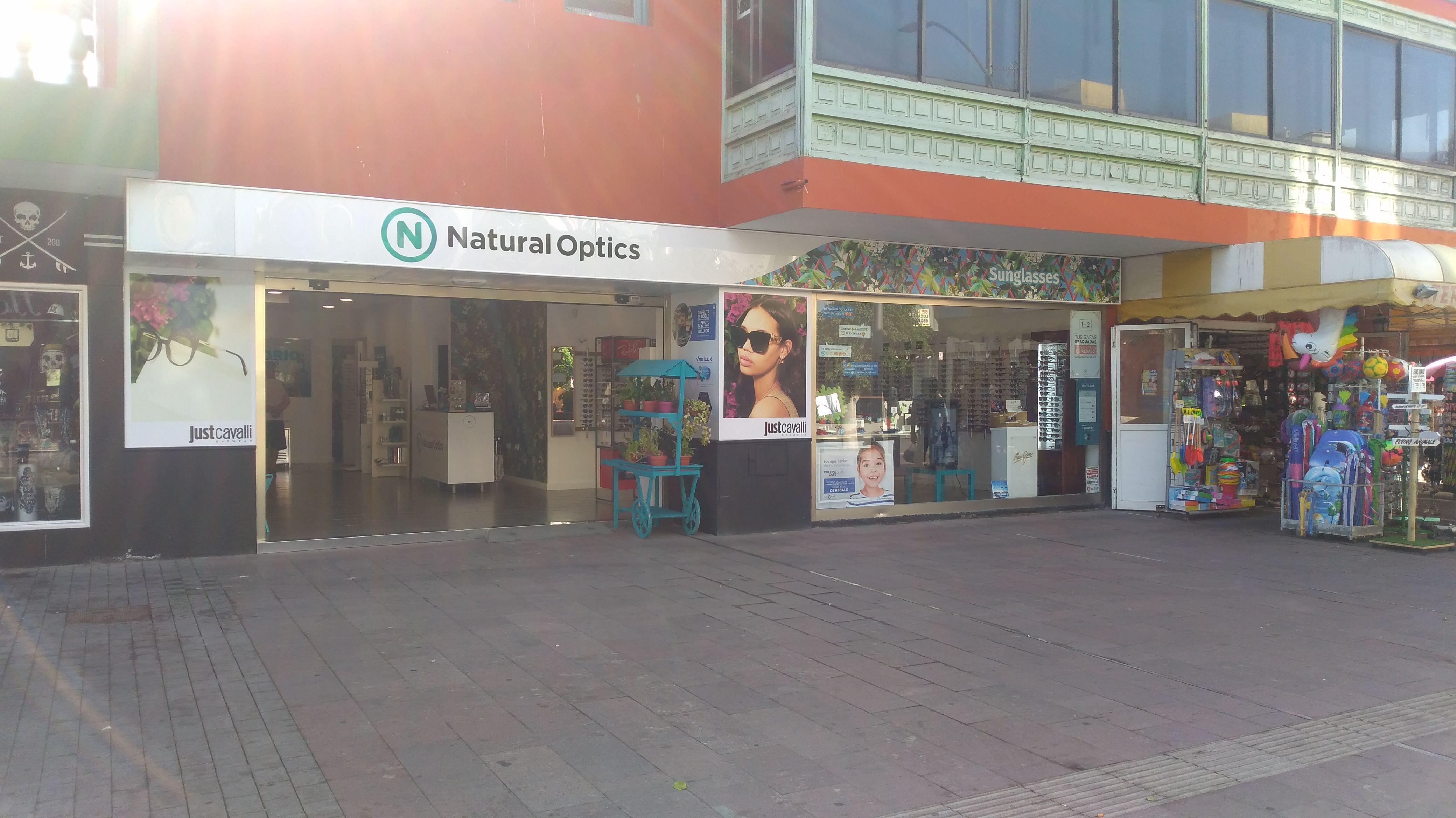 Optica en Las Palmas Natural Optics Fuerteventura - Corralejo