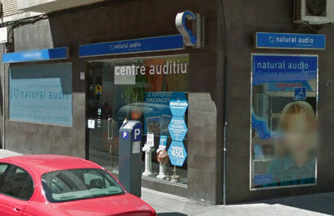 Optica en Lleida Natural Audio Lleida