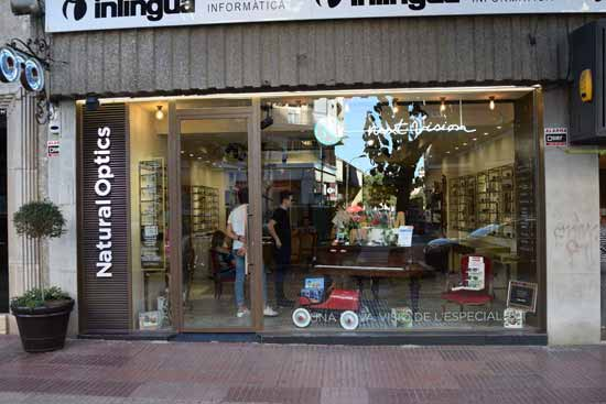 Optica en Lleida Natural Optics NextVision