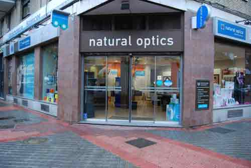 Optica en Madrid Natural Optics La Oca