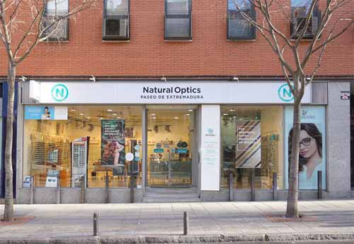 Optica en Madrid Natural Optics Paseo De Extremadura