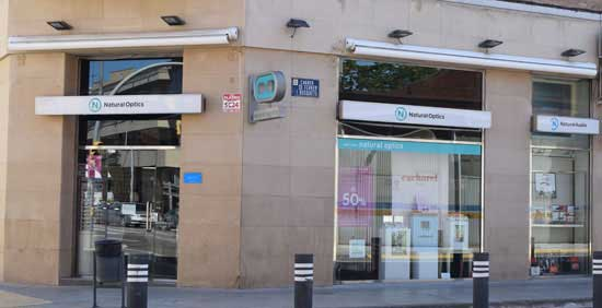 Optica en Lleida Natural Optics Mollerussa