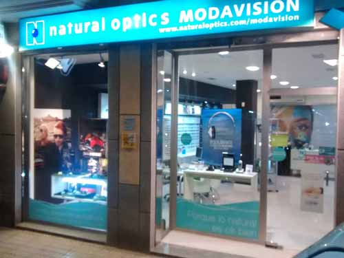 Optica en Valencia Natural Optics Modavisión