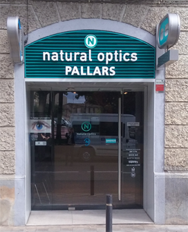 Optica en Lleida Natural Optics Pallars