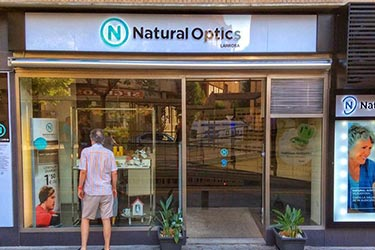 Optica en Alicante Natural Optics Larrosa